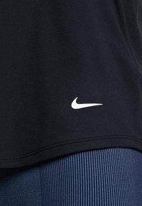 Nike Performance - TANK LOOSE - Camiseta de deporte - black - 5