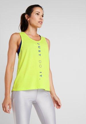 MILER TANK SURF - Sports shirt - cyber/indigo force