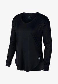 Nike Performance - T-shirt de sport - black - 4