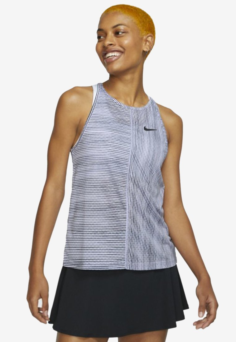 Nike Performance - W NKCT - Funktionstrøjer - purple/black