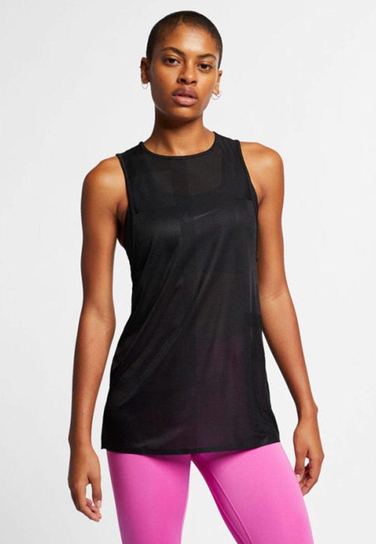 Nike Performance - TECH PACK - Topper - black