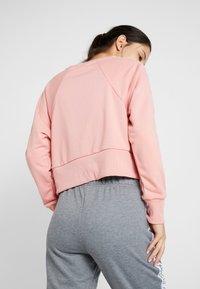 Nike Performance - DRY GET FIT  - Mikina - pink quartz/black - 2
