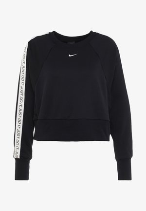 DRY GET FIT  - Sweatshirt - black/white