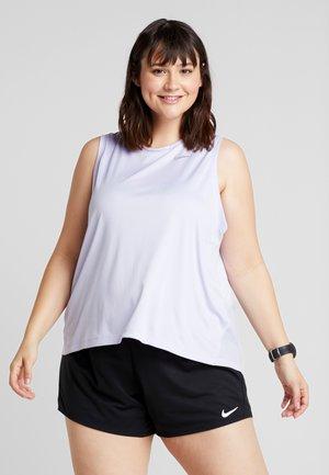 MILER TANK PLUS - Funkční triko - lavender mist/reflective silv