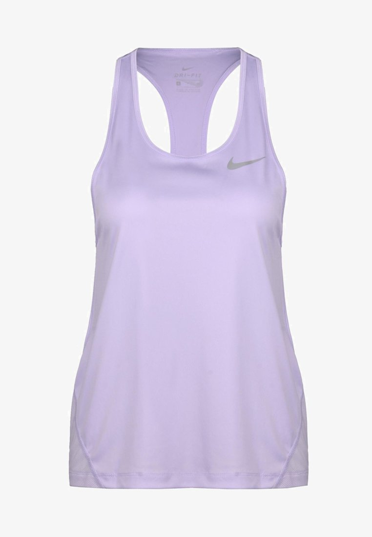 Nike Performance - MILER TANK RACER - Funktionsshirt - lilac
