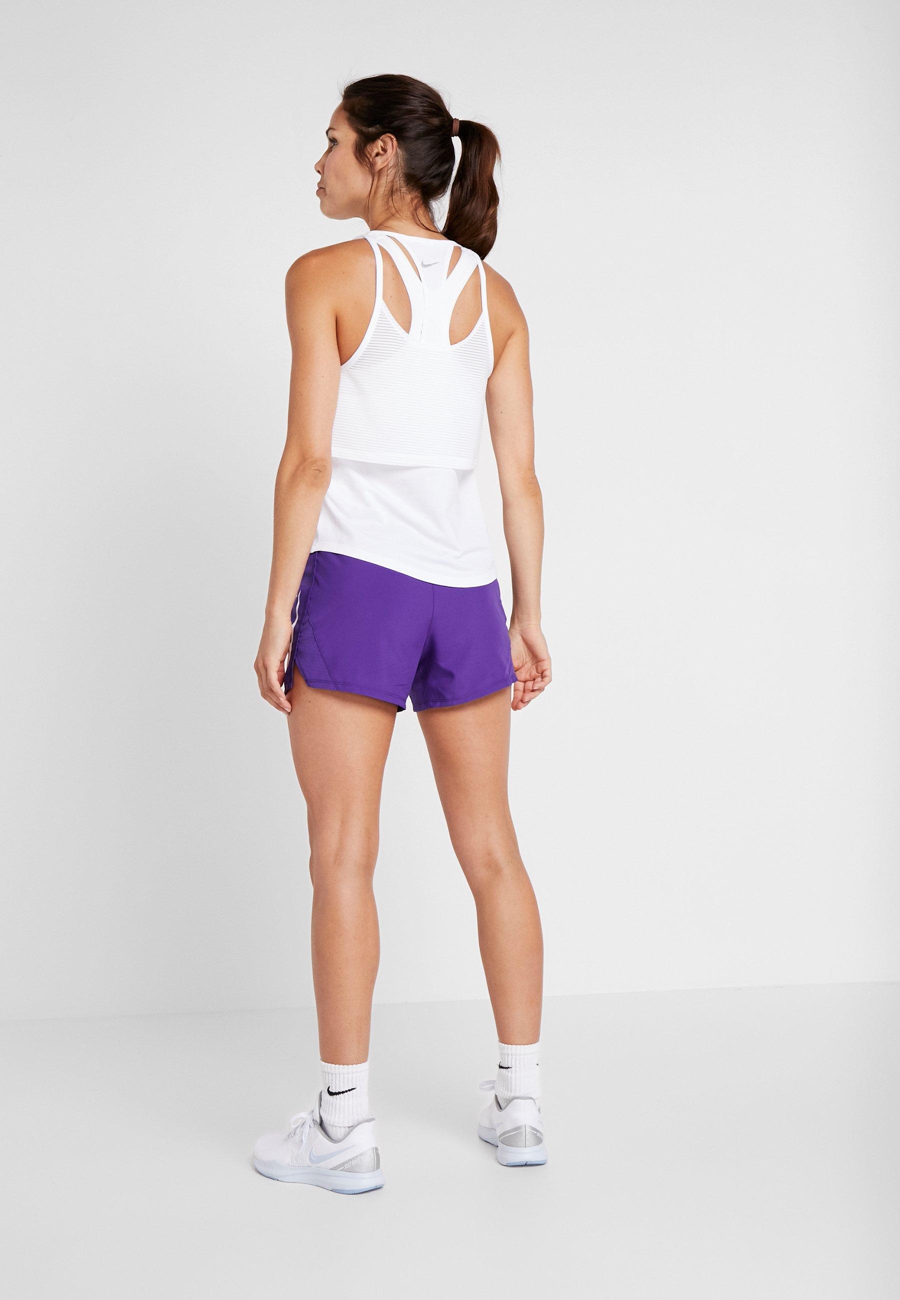 Performance shirt Sport Tank BreatheT White Nike De 4c3Lq5ARj