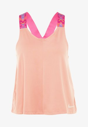 TANK ELSTKA - T-shirt de sport - pink quartz