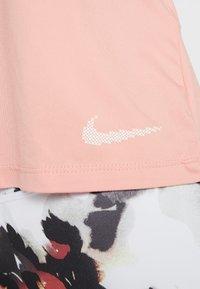 Nike Performance - TANK ELSTKA - Sports shirt - pink quartz - 5
