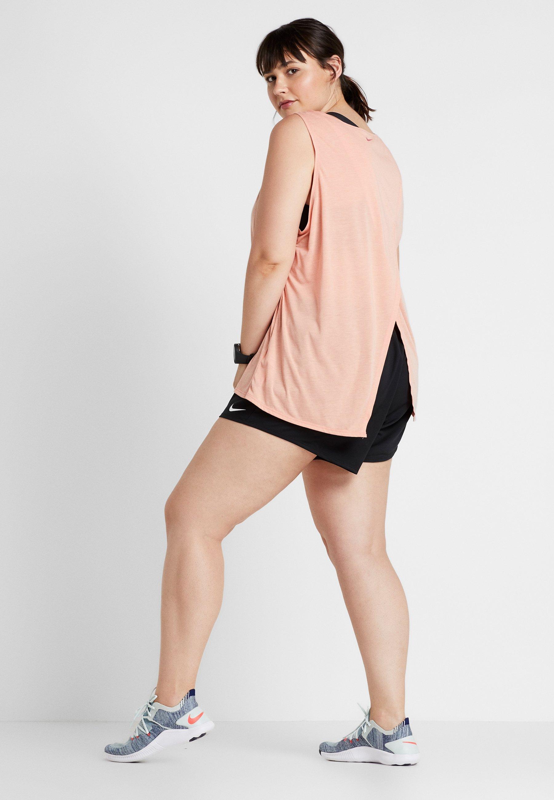 Performance Pink Sportiva light shirt heather Quartz Nike Redwood Yoga PlusT XNOZnPkw80