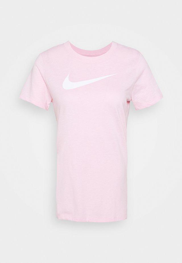 Tekninen urheilupaita - pink foam