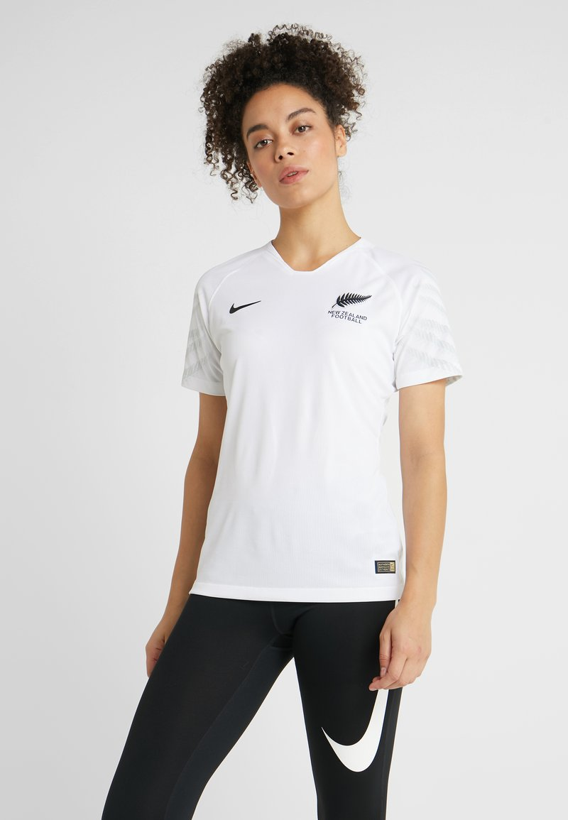 Nike Performance - NEW ZEALAND - Nationalmannschaft - white/black