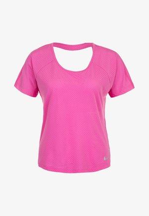 BREATHE - T-shirt z nadrukiem - pink