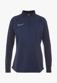 Nike Performance - DRI FIT ACADEMY 19 - Sports shirt - obsidian/white - 4