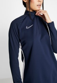 Nike Performance - DRI FIT ACADEMY 19 - Sports shirt - obsidian/white - 5