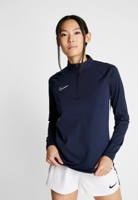 Nike Performance - DRI FIT ACADEMY 19 - Sports shirt - obsidian/white - 0