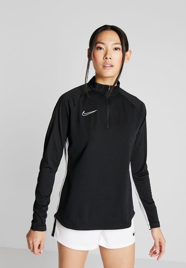 DRI FIT ACADEMY 19 - Sports shirt - black/white