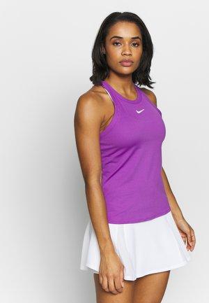 DRY TANK - Sportshirt - purple/white