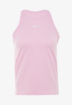 DRY TANK - Koszulka sportowa - pink rise/white