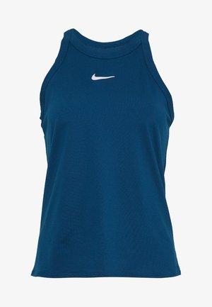 DRY TANK - Sports shirt - valerian blue/white