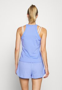 Nike Performance - DRY TANK - Camiseta de deporte - royal pulse/white - 2
