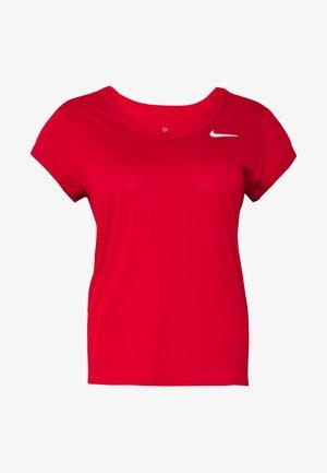 DRY - T-shirt - bas - gym red/white