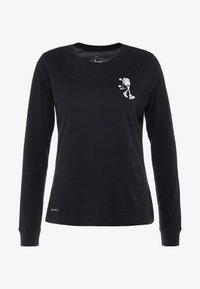 Nike Performance - DRY TEE BUCKETS LONGSLEEVE - Koszulka sportowa - black - 5