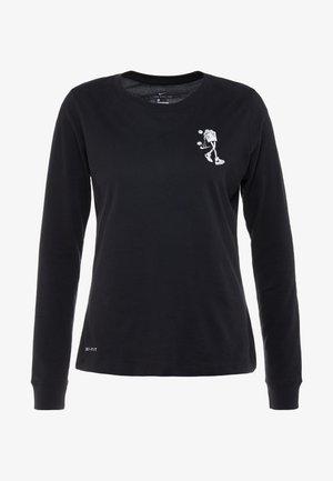 DRY TEE BUCKETS LONGSLEEVE - Sportshirt - black