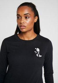Nike Performance - DRY TEE BUCKETS LONGSLEEVE - Koszulka sportowa - black - 3