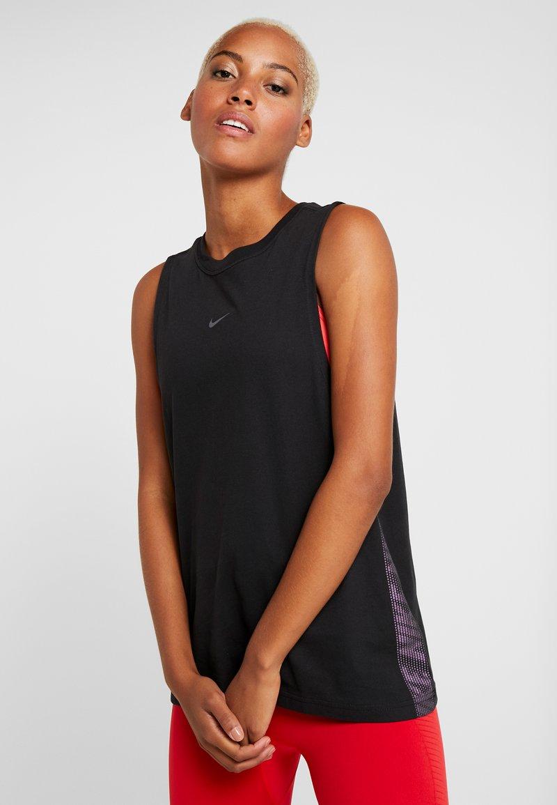 Nike Performance - DRY TANK - Funkční triko - black