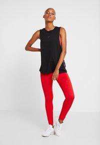 Nike Performance - DRY TANK - Funkční triko - black - 1