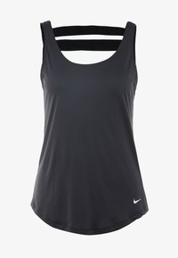 Nike Performance - DRY - Sportshirt - black/white - 4