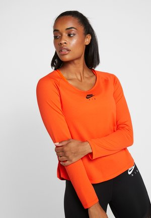 AIR - T-shirt sportiva - team orange/black