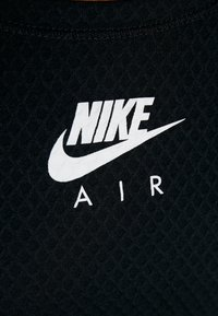 Nike Performance - AIR - Funkční triko - black/white - 7