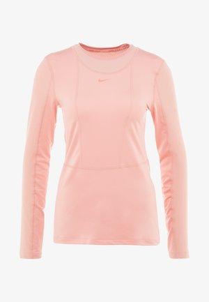 WARM HOLLYWOOD - Funkční triko - pink quartz/clear