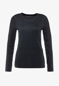 Nike Performance - WARM HOLLYWOOD - Koszulka sportowa - black/clear - 3