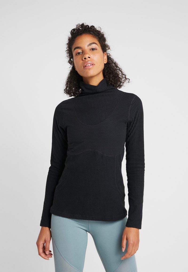 Nike Performance - W NP HW  - Sweter - black