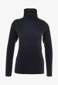 Nike Performance - W NP HW  - Sweter - black - 4