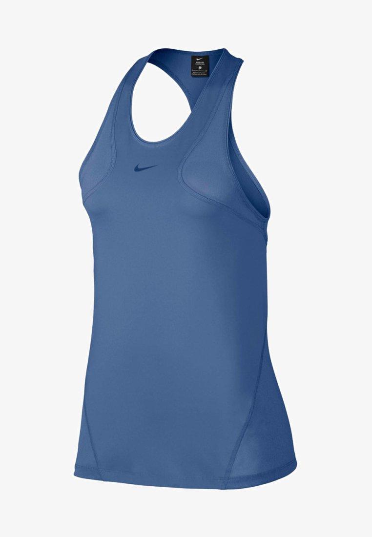 Nike Performance - Sports shirt - dark blue denim