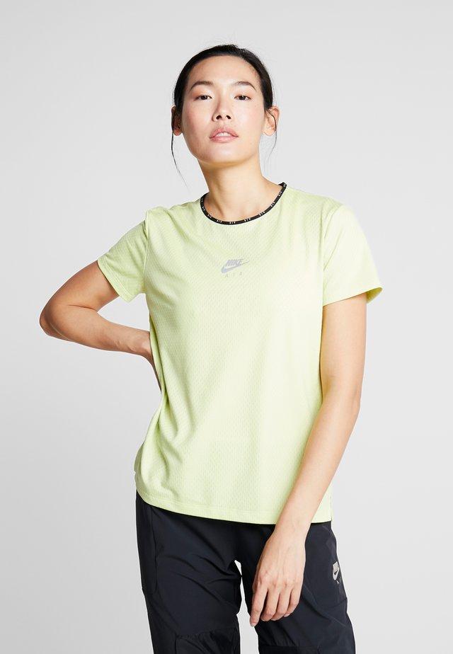 AIR TOP - Camiseta estampada - limelight