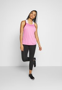 Nike Performance - DRY ELASTIKA TANK - Sportshirt - magic flamingo - 1