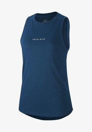 DRY TANK YOGA - Sports shirt - valerian blue