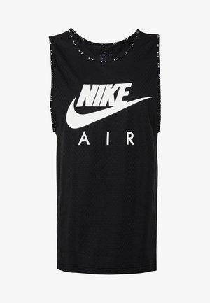 AIR TANK - Funktionsshirt - black/white
