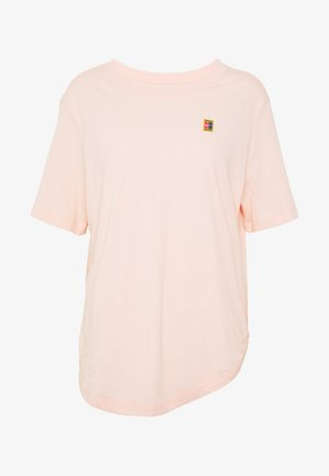 TEE COURT - T-shirts - washed coral