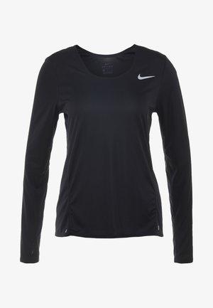 CITY SLEEK  - Sports shirt - black