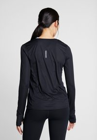 Nike Performance - Sports shirt - black - 2