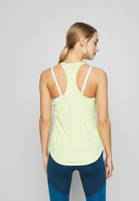 Nike Performance - Sports shirt - limelight - 2