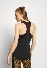 Nike Performance - Camiseta de deporte - black - 2