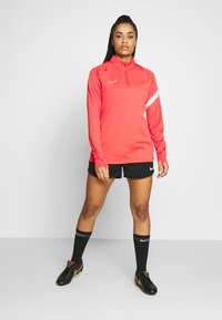Nike Performance - DRY - Fleece jumper - track red/washed coral - 1