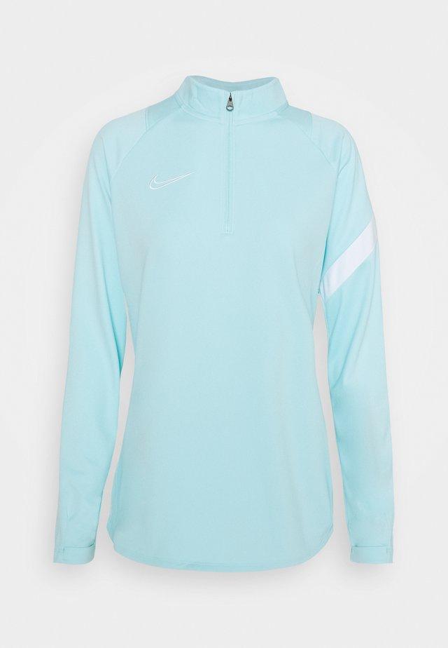 DRY - Sports shirt - glacier ice/white