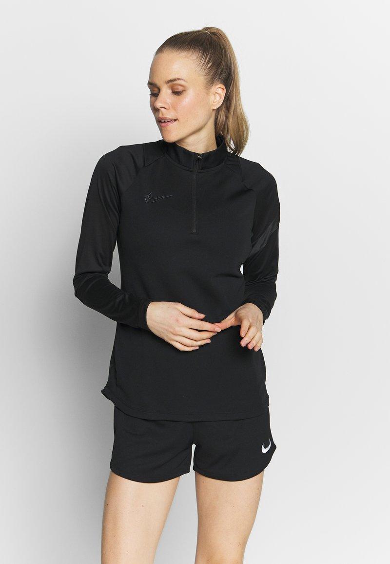 Nike Performance - Sweatshirt - black/anthracite